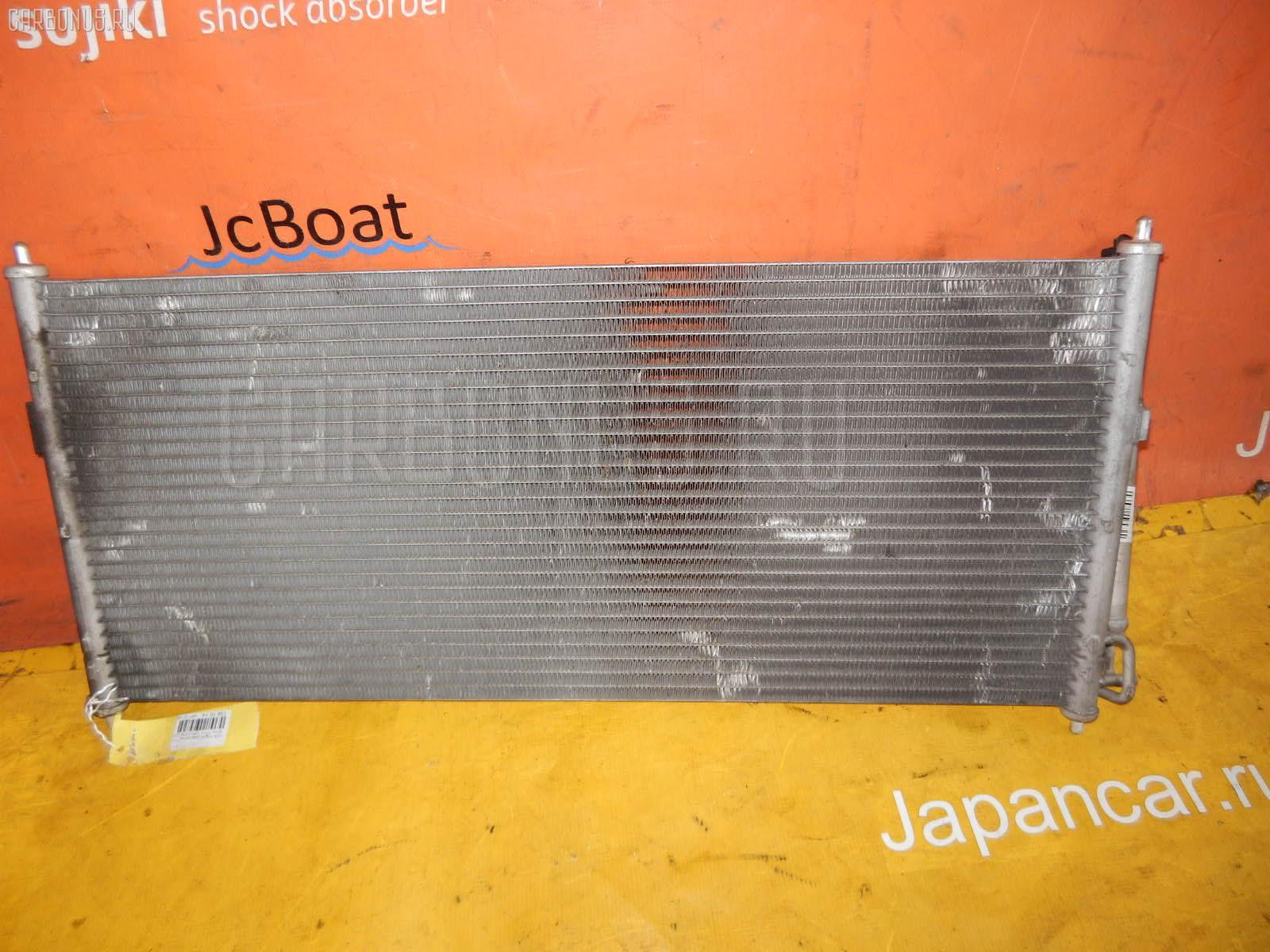 Радиатор кондиционера NISSAN PRIMERA WAGON WTP12 QR20DE. Фото 5