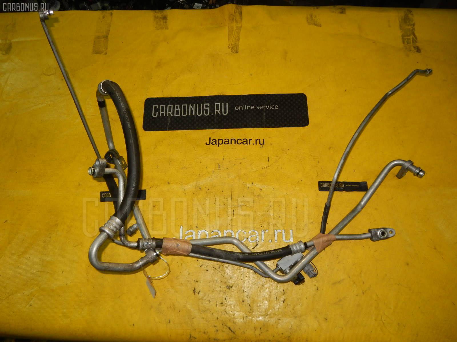 Шланг кондиционера TOYOTA PASSO KGC10 1KR-FE. Фото 3