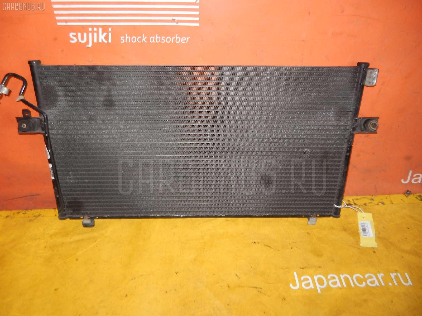 Радиатор кондиционера NISSAN RNESSA N30 SR20DE. Фото 4