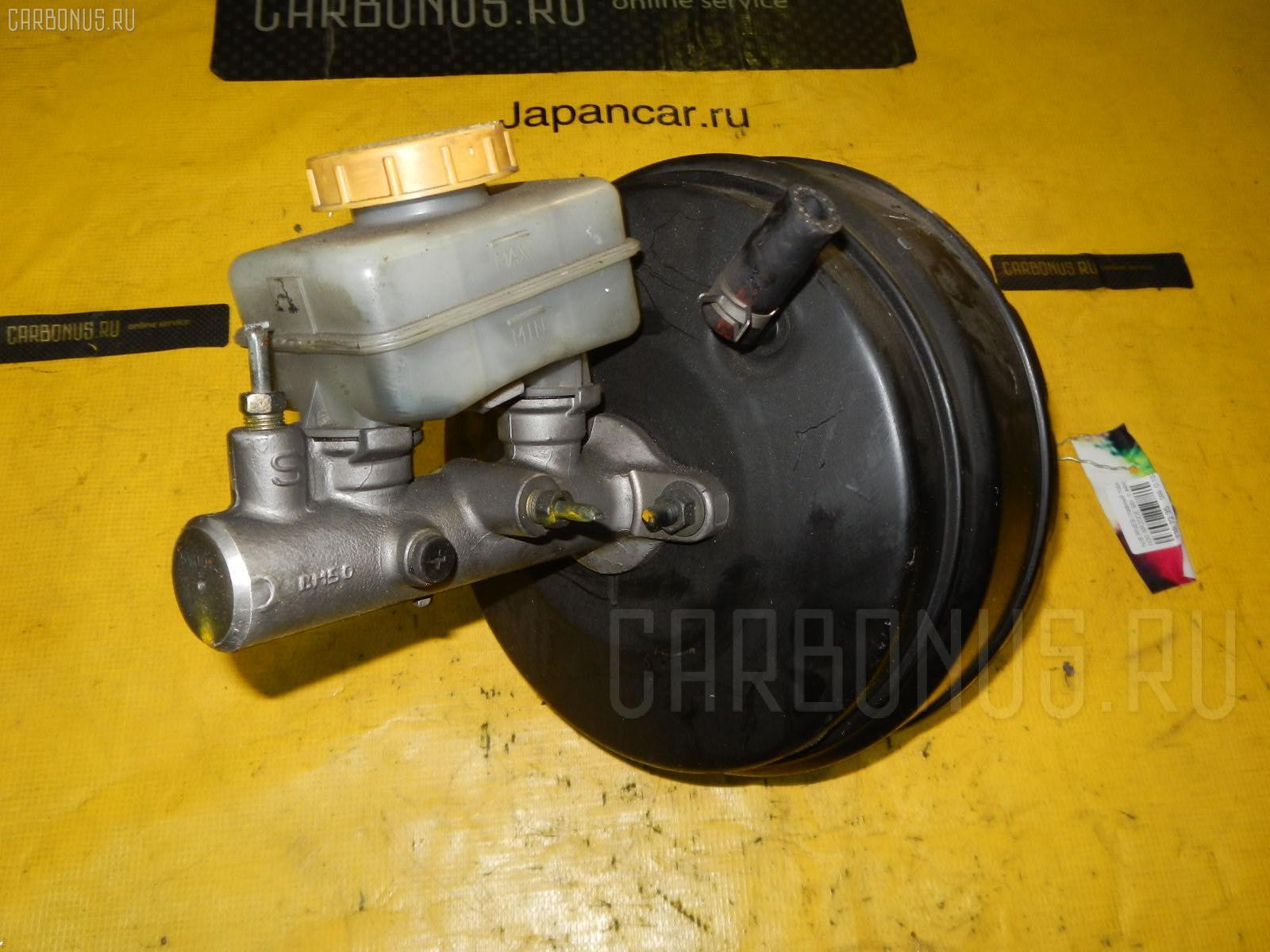 Главный тормозной цилиндр NISSAN RNESSA N30 SR20DE. Фото 11