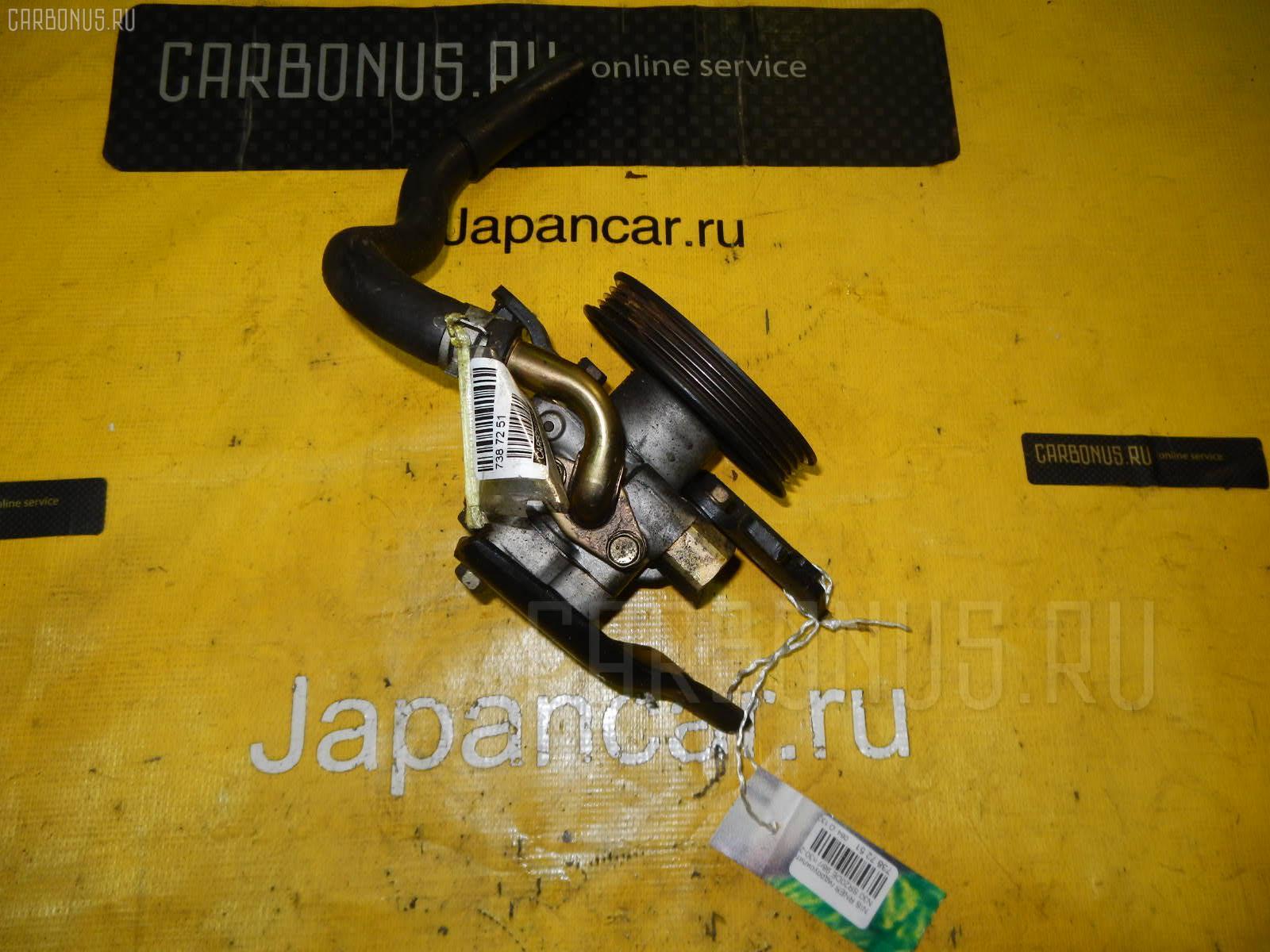 Гидроусилитель NISSAN RNESSA N30 SR20DE. Фото 10