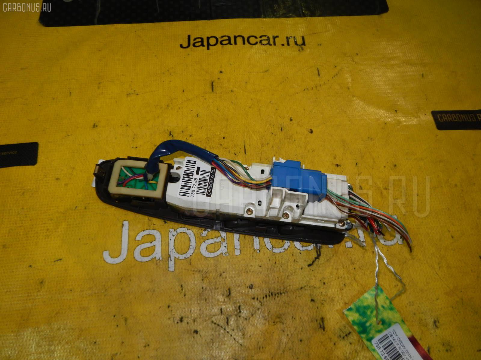 Блок упр-я стеклоподъемниками TOYOTA CROWN GS141. Фото 10