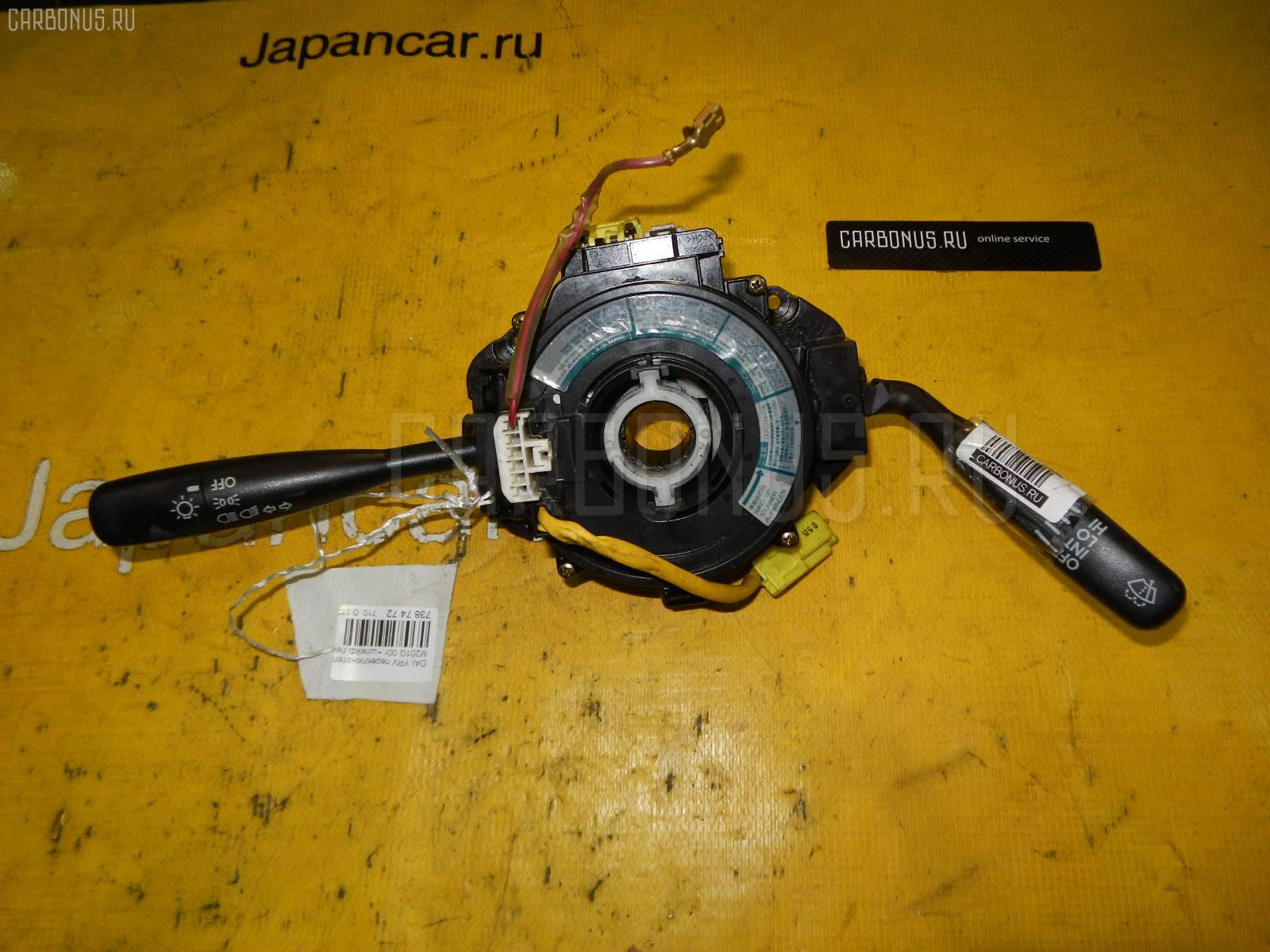Переключатель поворотов DAIHATSU YRV M201G. Фото 4