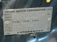 Дверь боковая Toyota Ist NCP61 Фото 4
