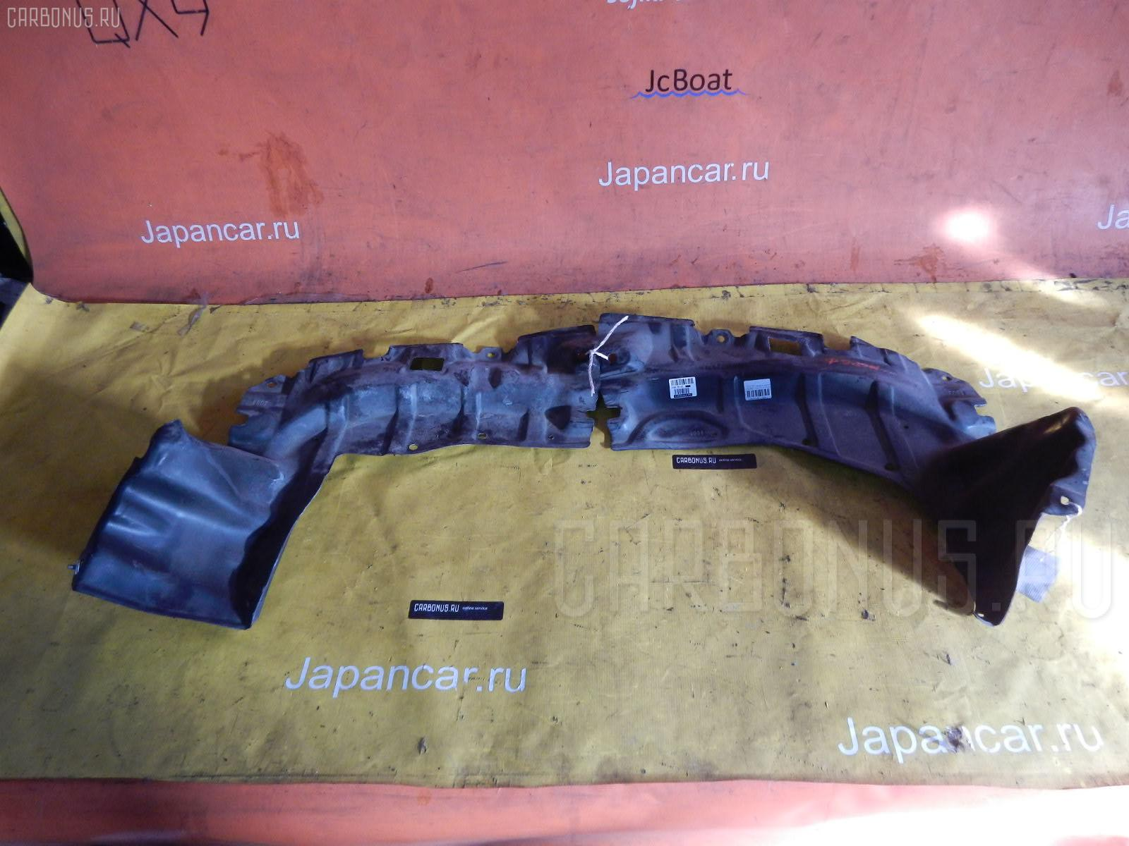 Защита двигателя TOYOTA IST NCP61 1NZ-FE. Фото 3