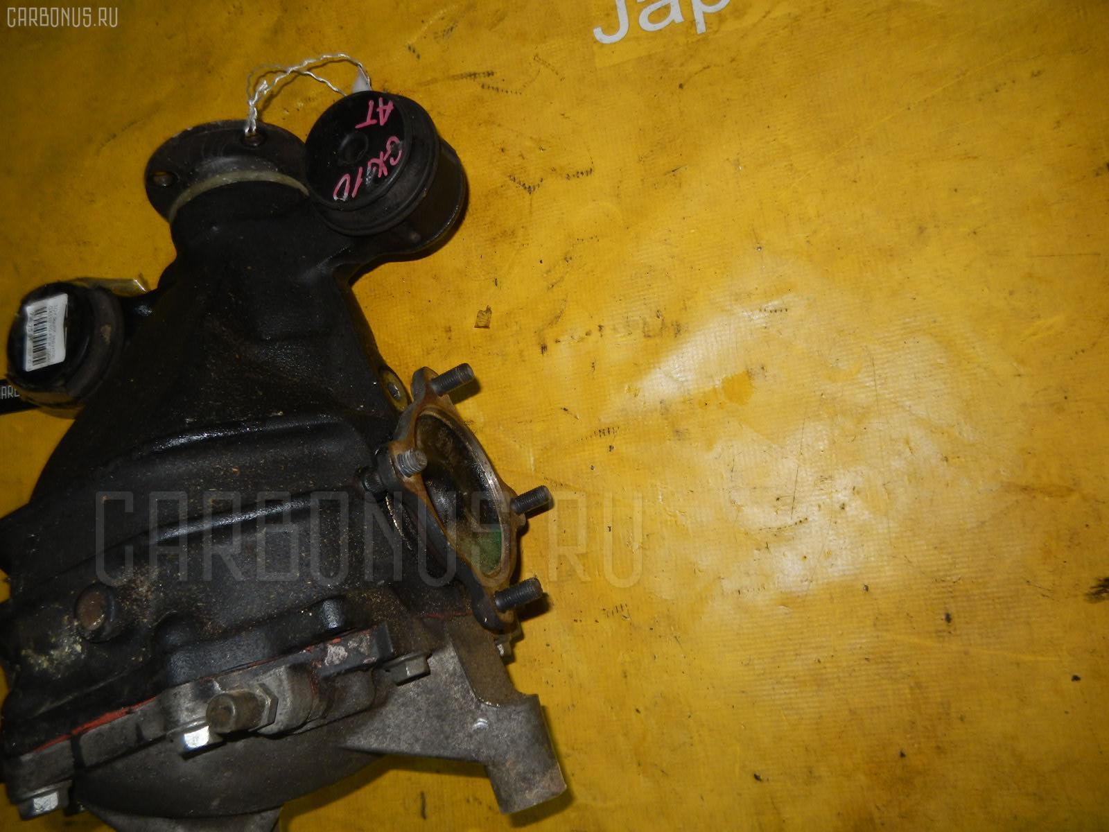 Редуктор TOYOTA MARK II GX110 1G-FE. Фото 10