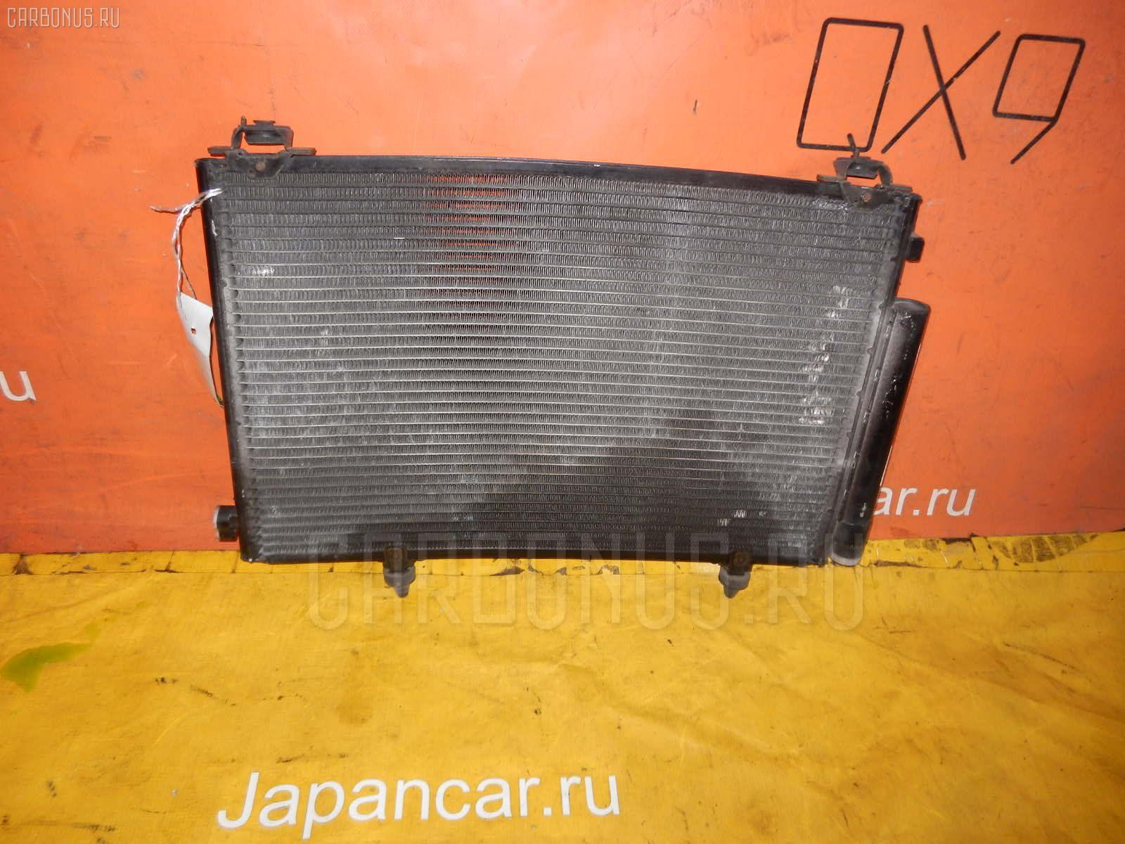 Радиатор кондиционера TOYOTA FUNCARGO NCP25 1NZ-FE. Фото 7