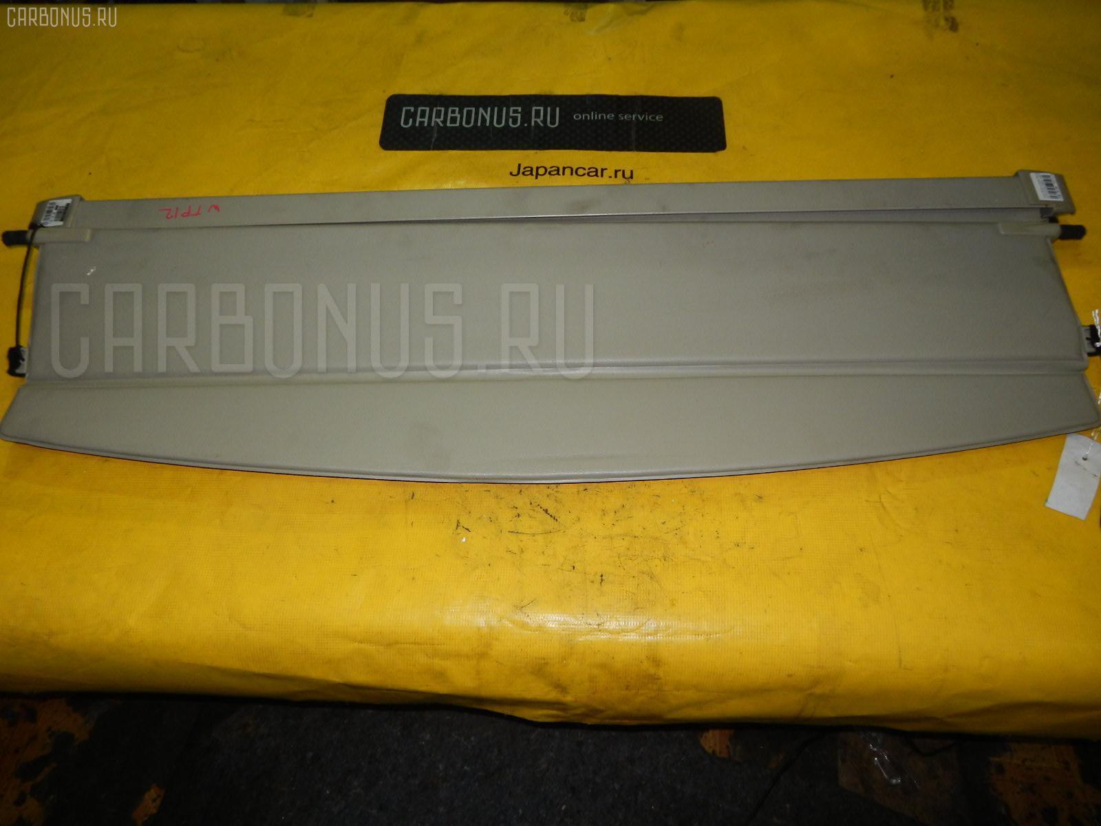 Шторка багажника NISSAN PRIMERA WAGON WTP12. Фото 6