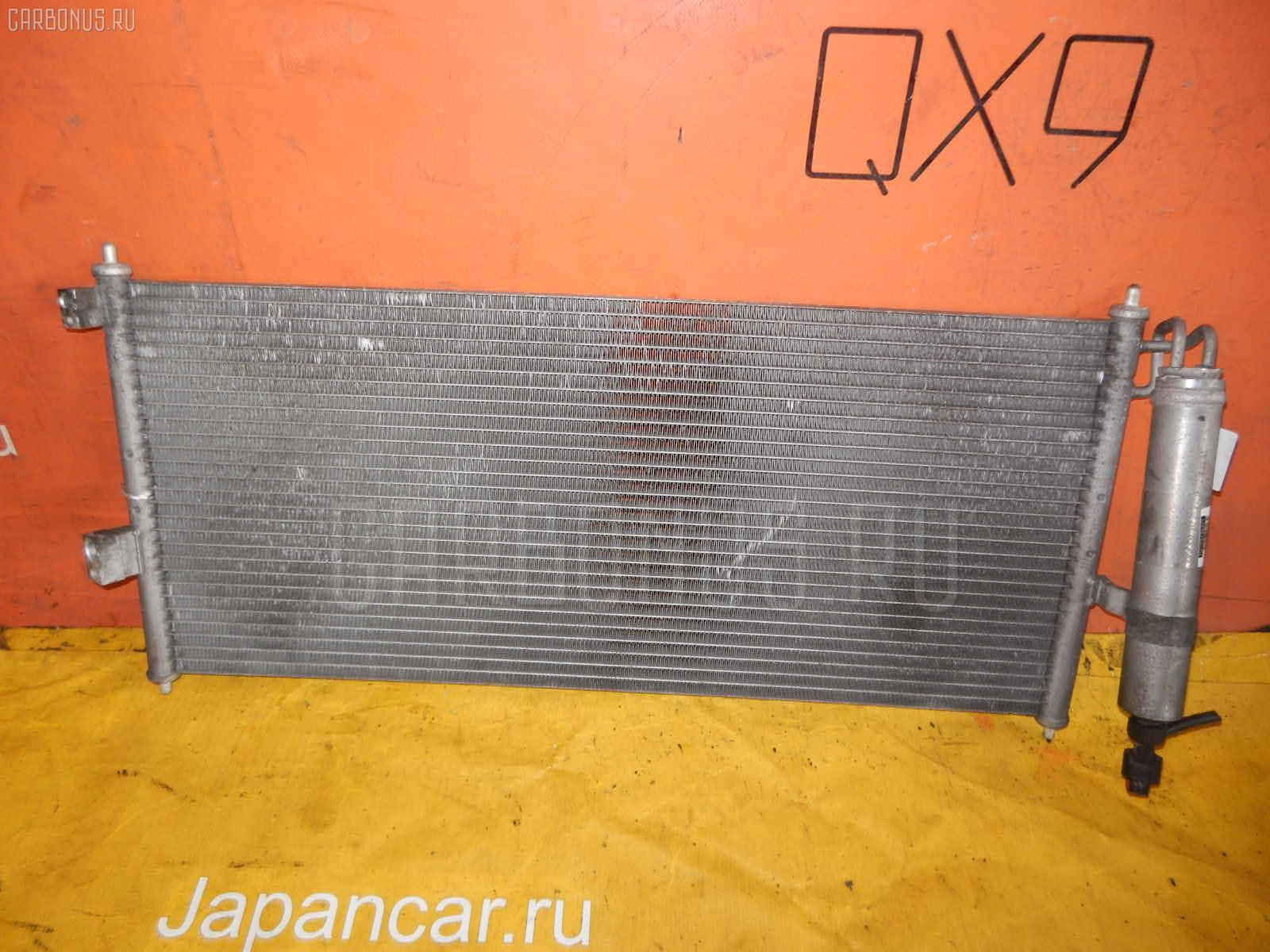 Радиатор кондиционера NISSAN PRIMERA WAGON WTP12 QR20DE. Фото 7