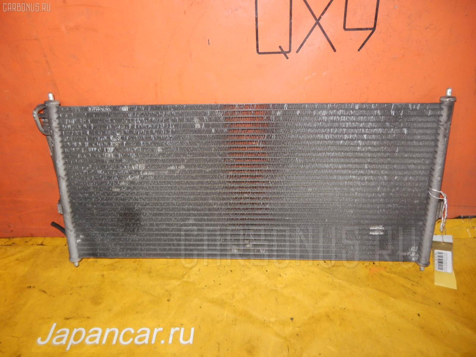 Радиатор кондиционера NISSAN PRIMERA WAGON WTP12 QR20DE. Фото 8