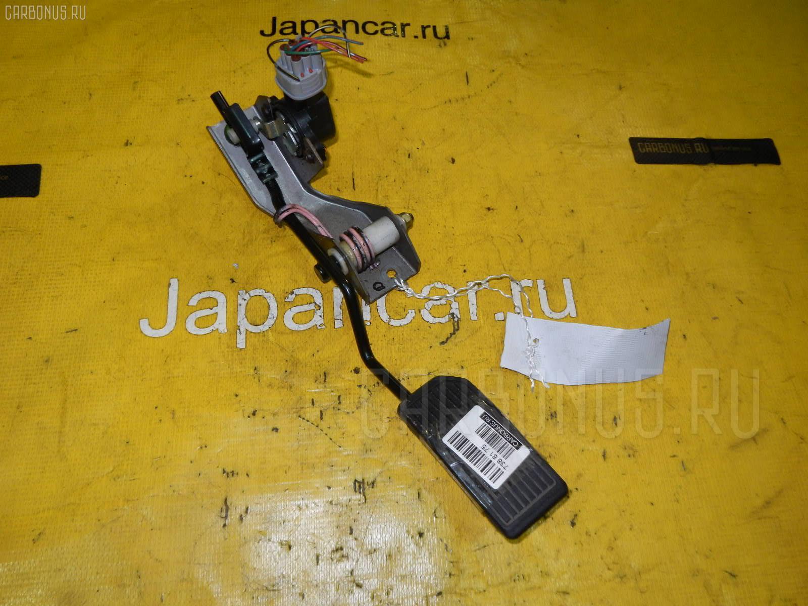 Педаль подачи топлива NISSAN AD VAN VFY11 QG15DE. Фото 4