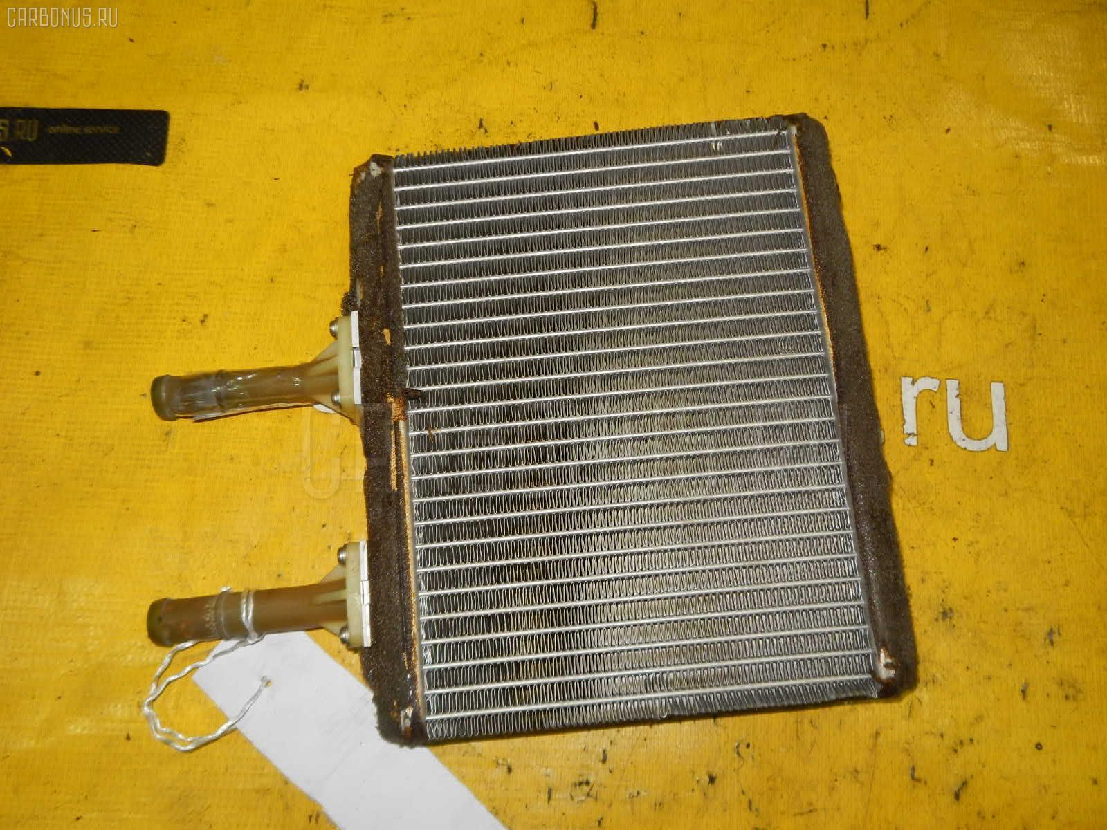 Радиатор печки NISSAN AD VAN VY11 QG13DE. Фото 7