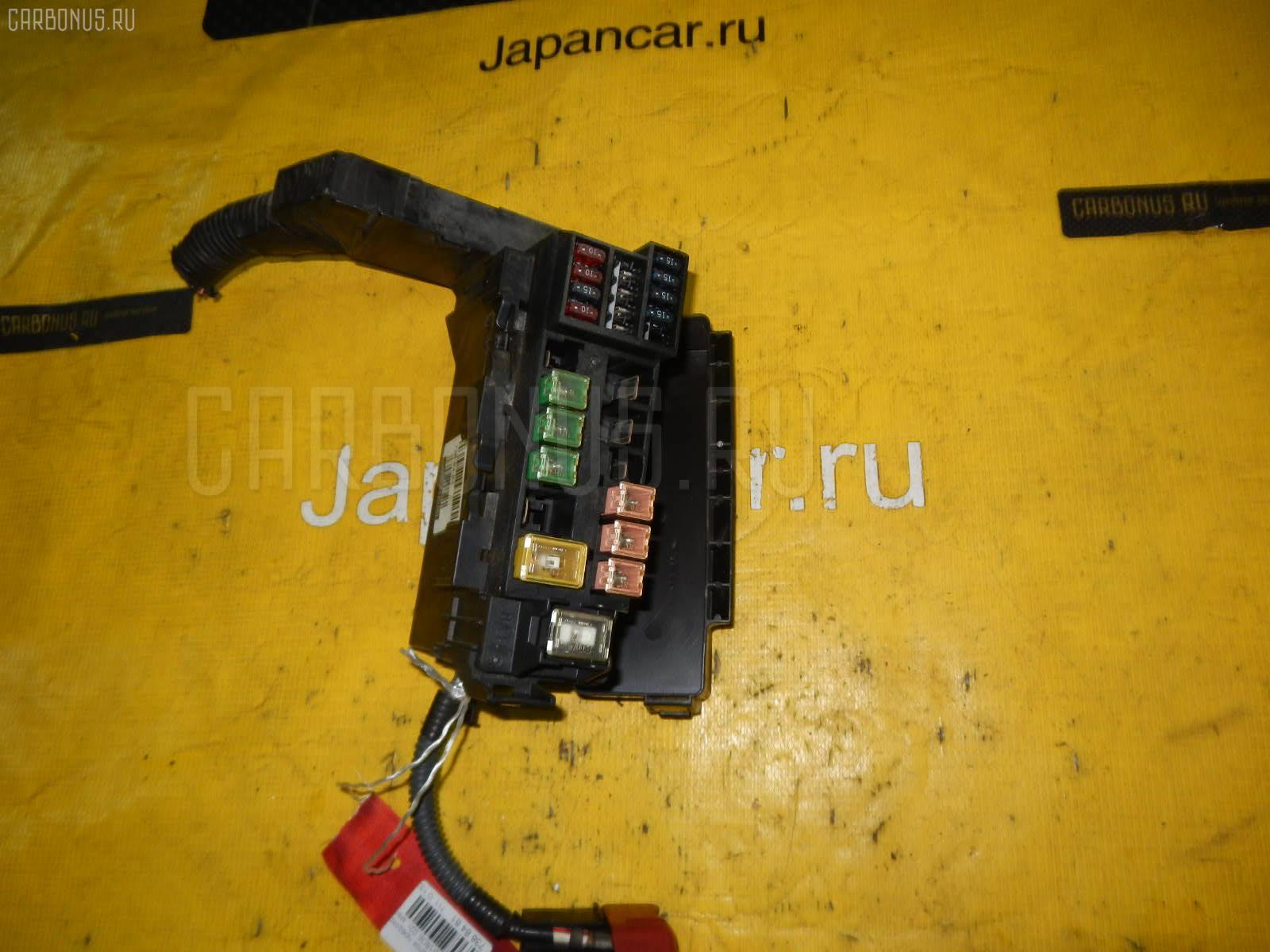 Блок предохранителей NISSAN BLUEBIRD SYLPHY QG10 QG18DE. Фото 10