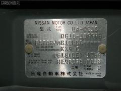 б/у Двигатель NISSAN BLUEBIRD SYLPHY QG10 QG18DE