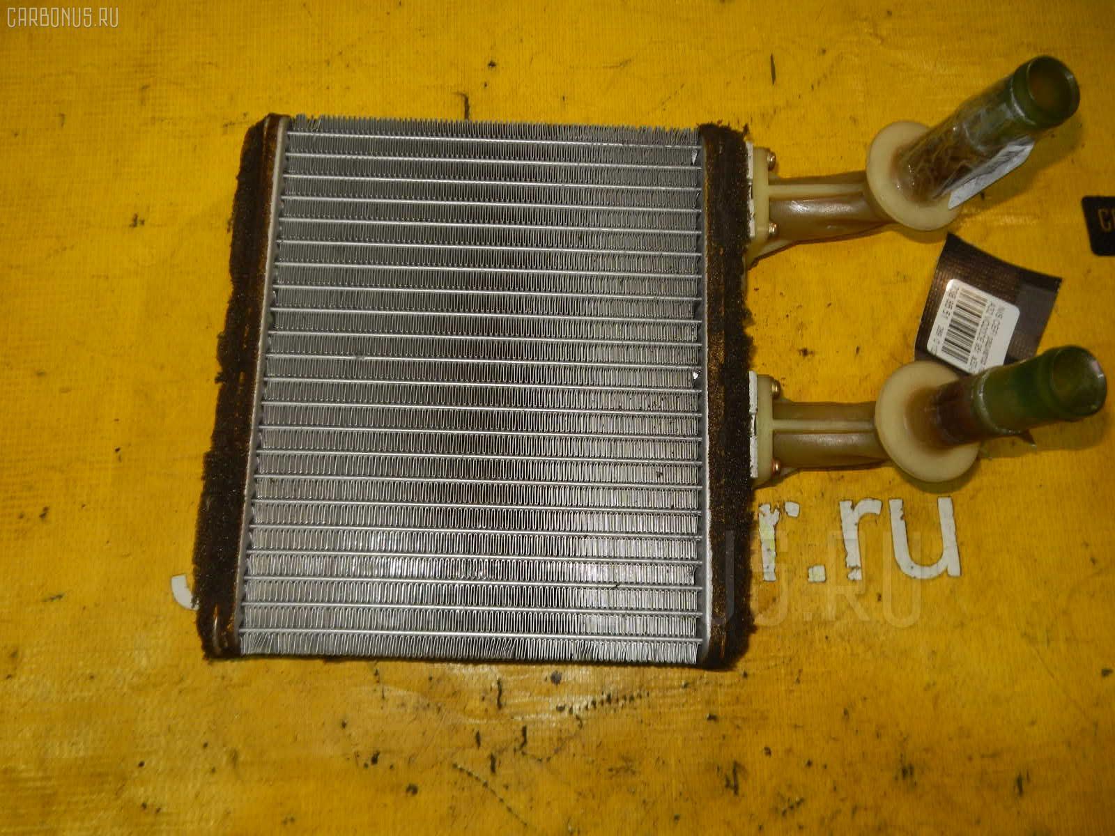 Радиатор печки NISSAN CEFIRO A32 VQ20DE. Фото 4