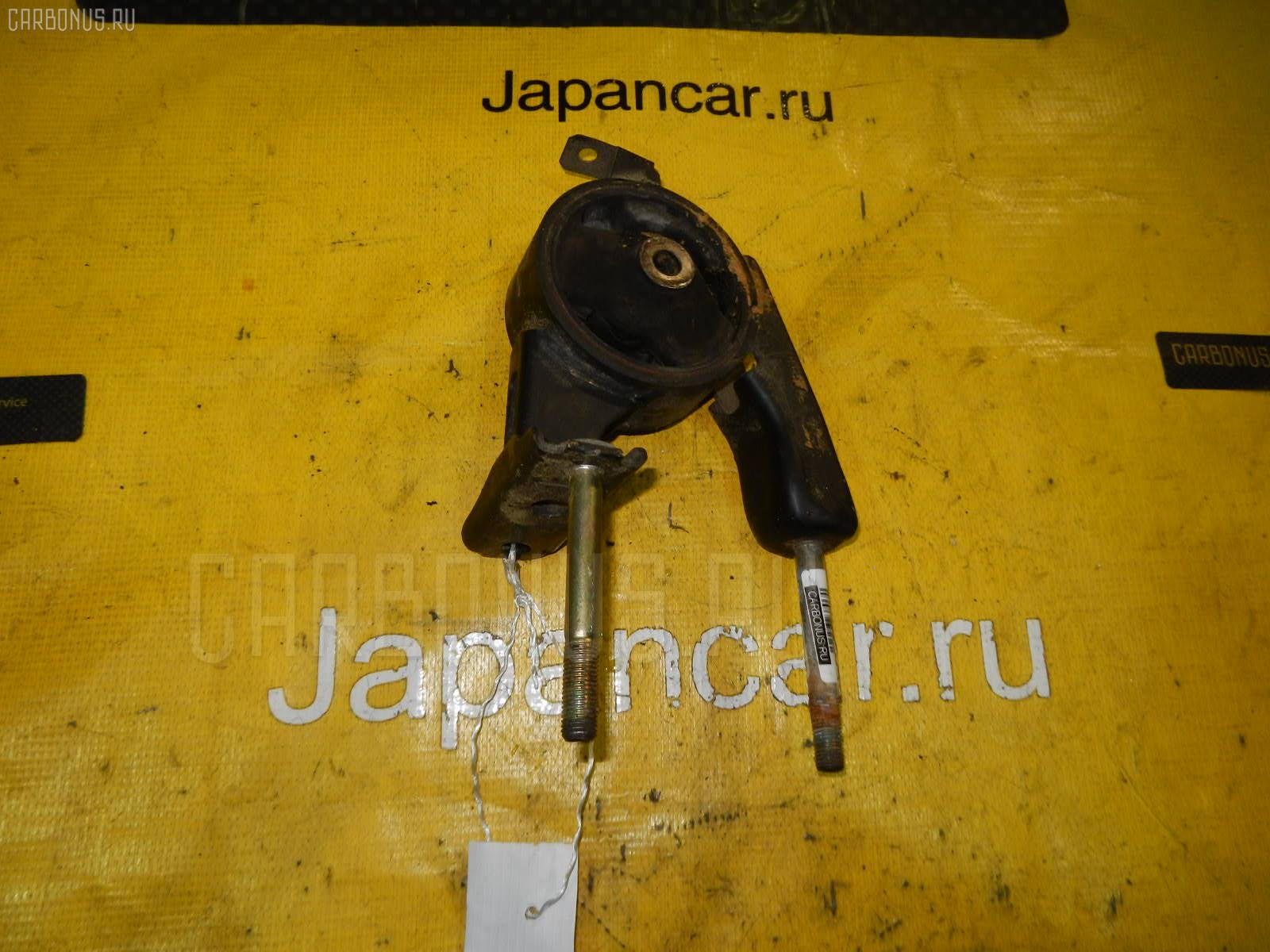 Подушка двигателя TOYOTA PLATZ NCP12 1NZ-FE. Фото 2