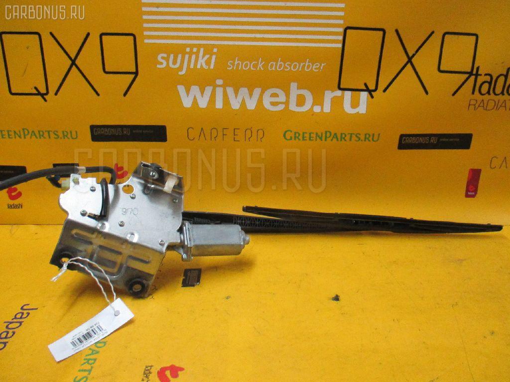 Мотор привода дворников SUBARU LEGACY BL5. Фото 4