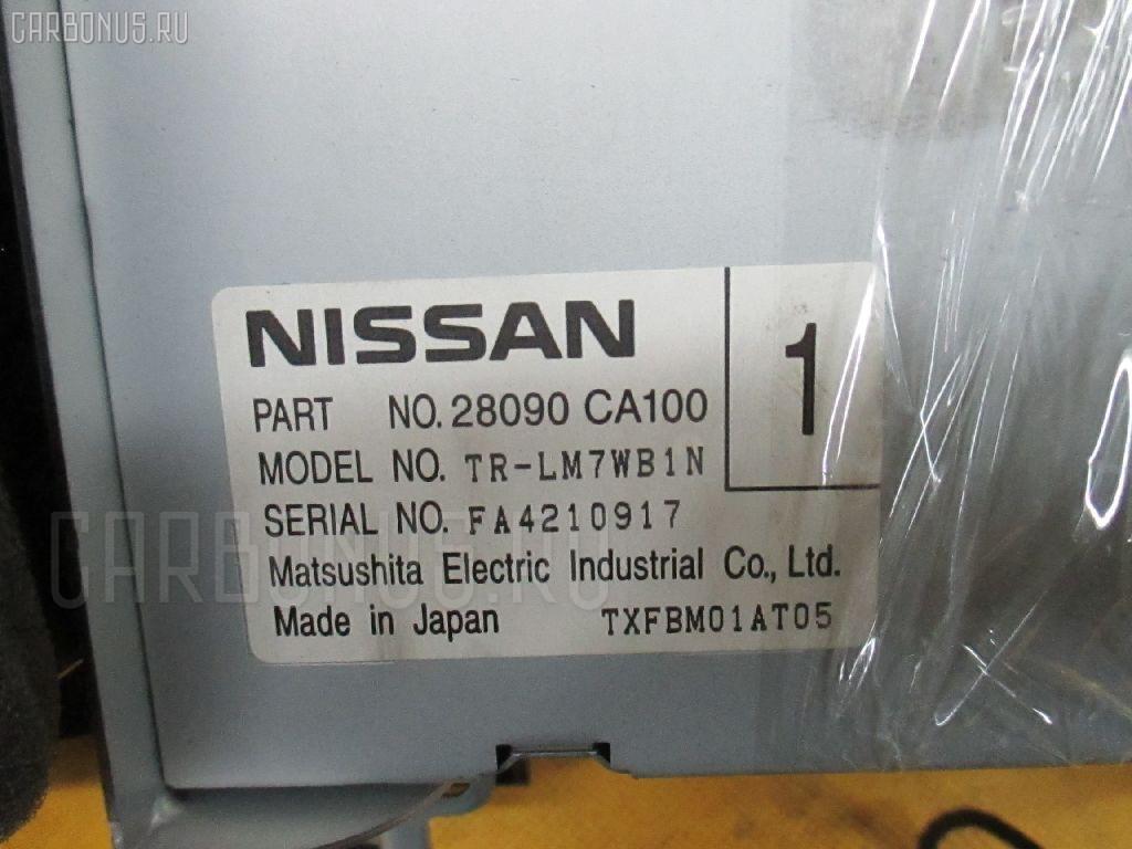 Блок управления климатконтроля NISSAN PRESAGE TU31 QR25DE. Фото 7