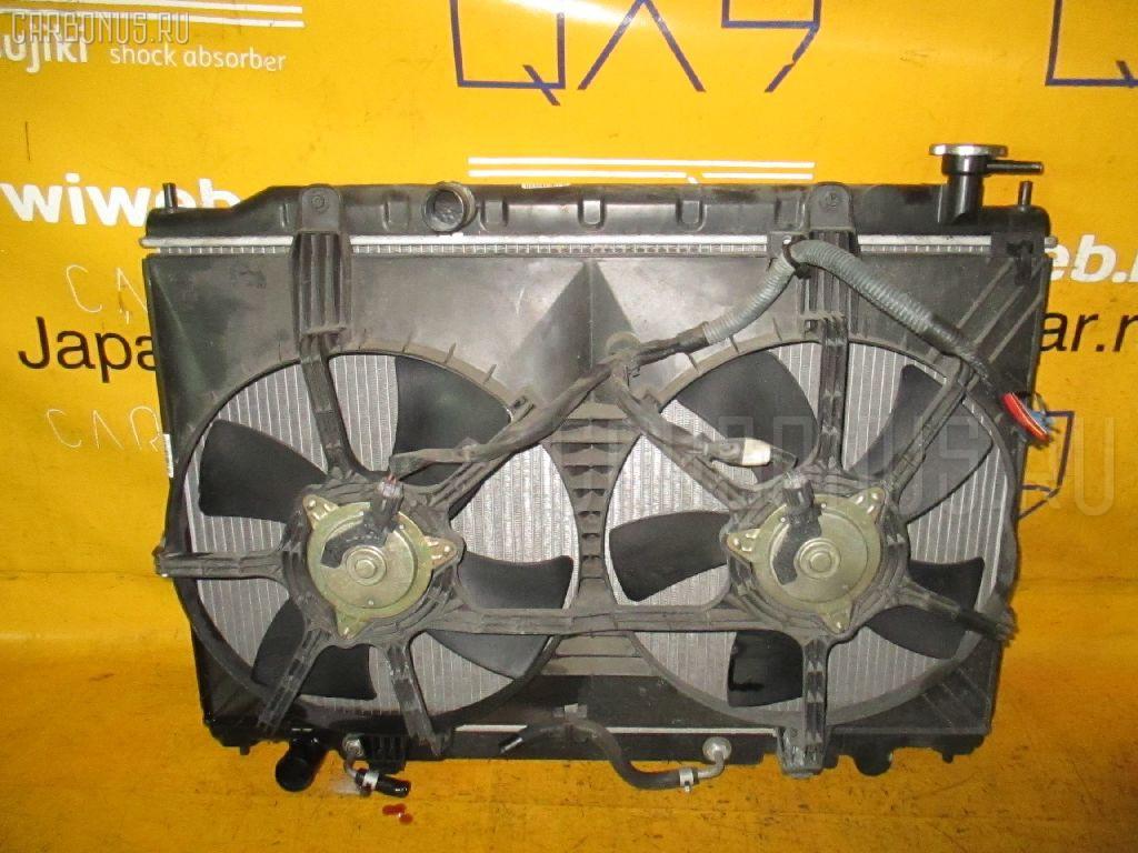 Радиатор ДВС NISSAN PRESAGE TU31 QR25DE. Фото 11