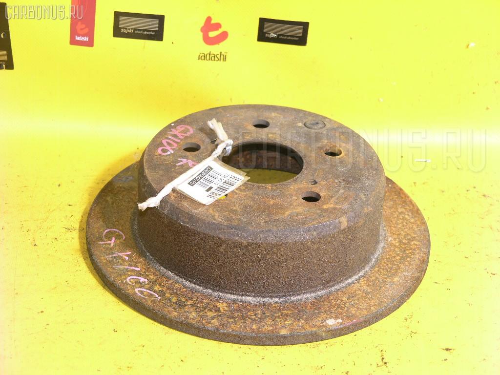 Тормозной диск TOYOTA MARK II GX90. Фото 8