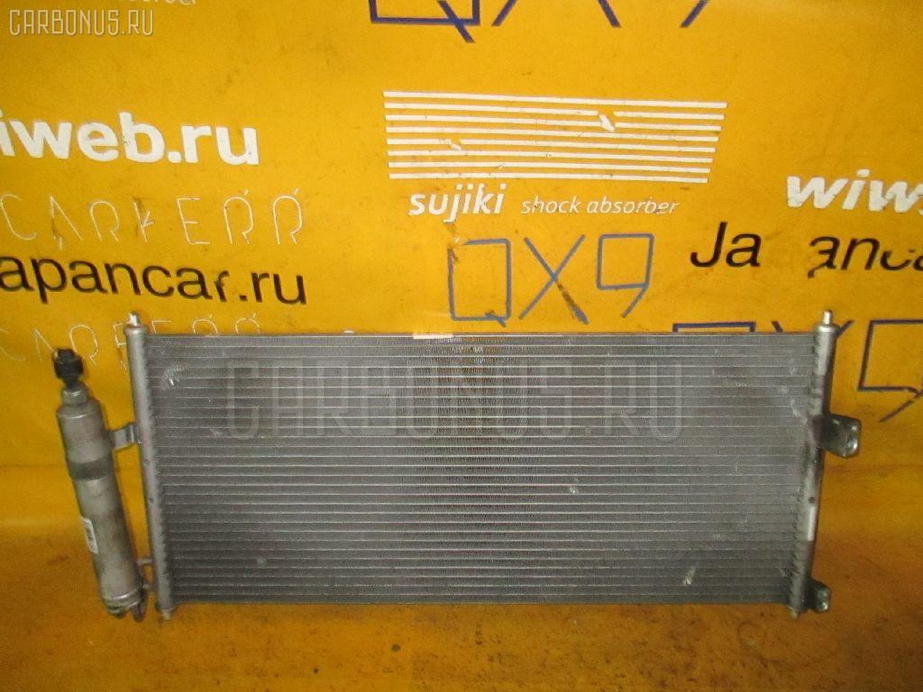 Радиатор кондиционера NISSAN PRIMERA WAGON WTP12 QR20DE. Фото 9