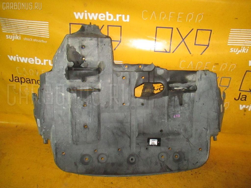 Защита двигателя SUBARU LEGACY WAGON BG9 EJ25. Фото 3