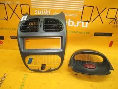 Блок управления климатконтроля Peugeot 206 2JNFU NFU-TU5JP4 Фото 6