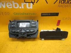Блок управления климатконтроля Peugeot 206 2JNFU NFU-TU5JP4 Фото 1