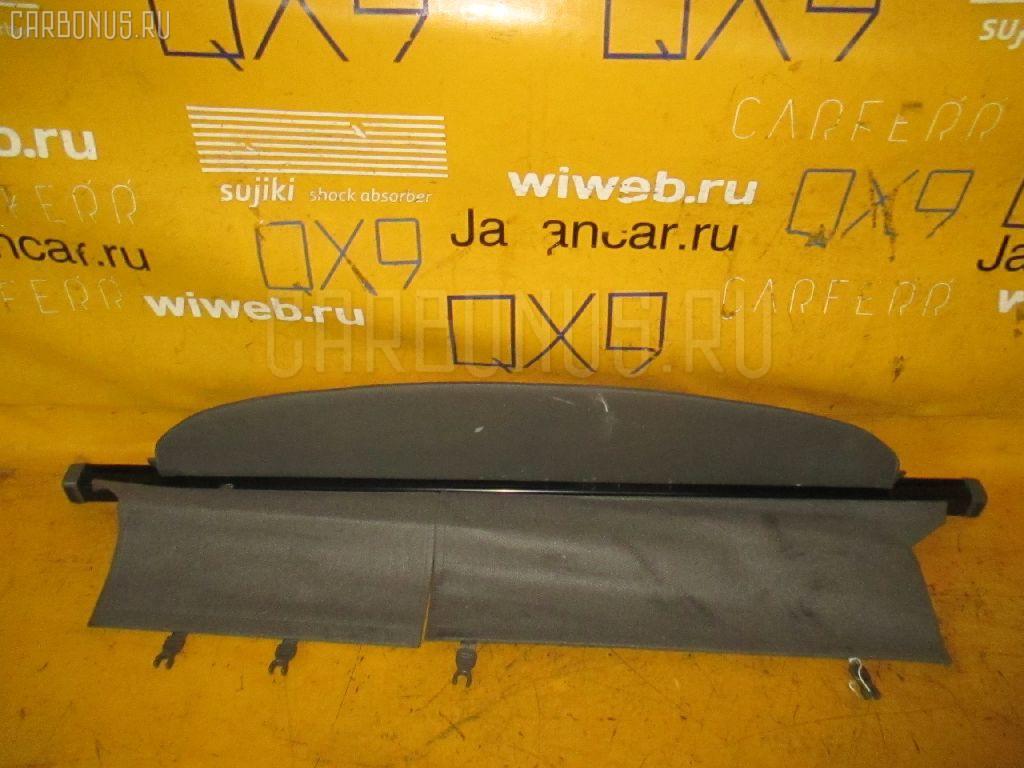Шторка багажника TOYOTA COROLLA FIELDER NZE141G. Фото 6