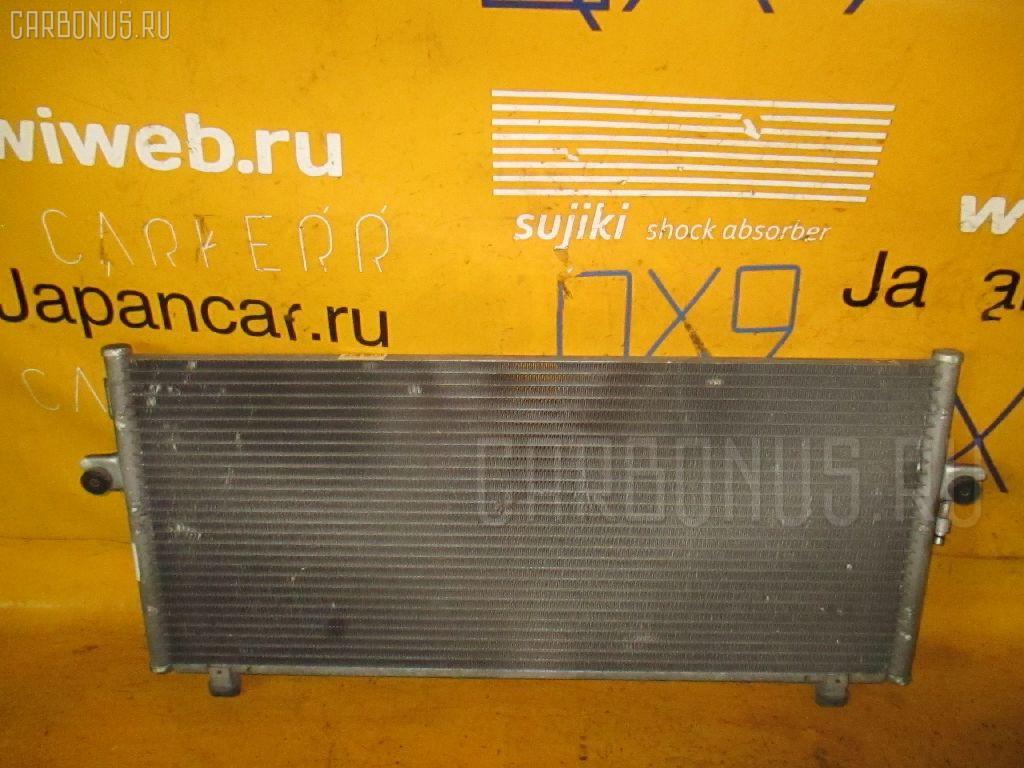Радиатор кондиционера NISSAN BLUEBIRD HU14 SR20DE. Фото 3