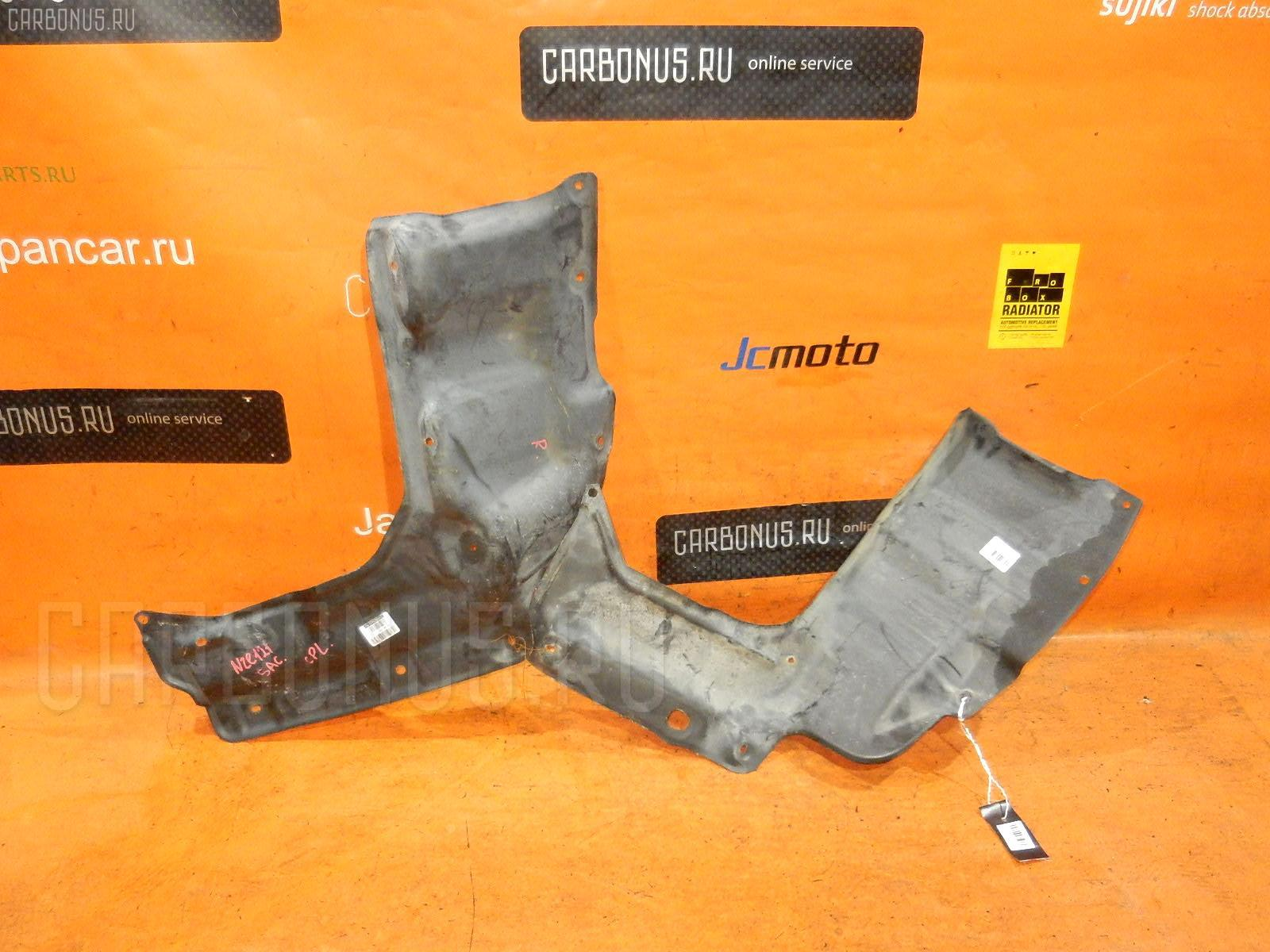 Защита двигателя TOYOTA COROLLA SPACIO NZE121N Фото 1