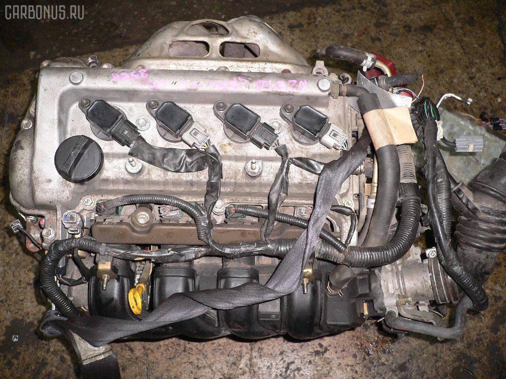 Двигатель TOYOTA COROLLA SPACIO NZE121N 1NZ-FE Фото 2