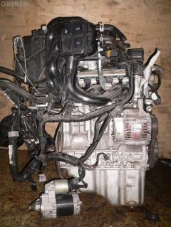 Двигатель Nissan Moco MG22S K6A Фото 7