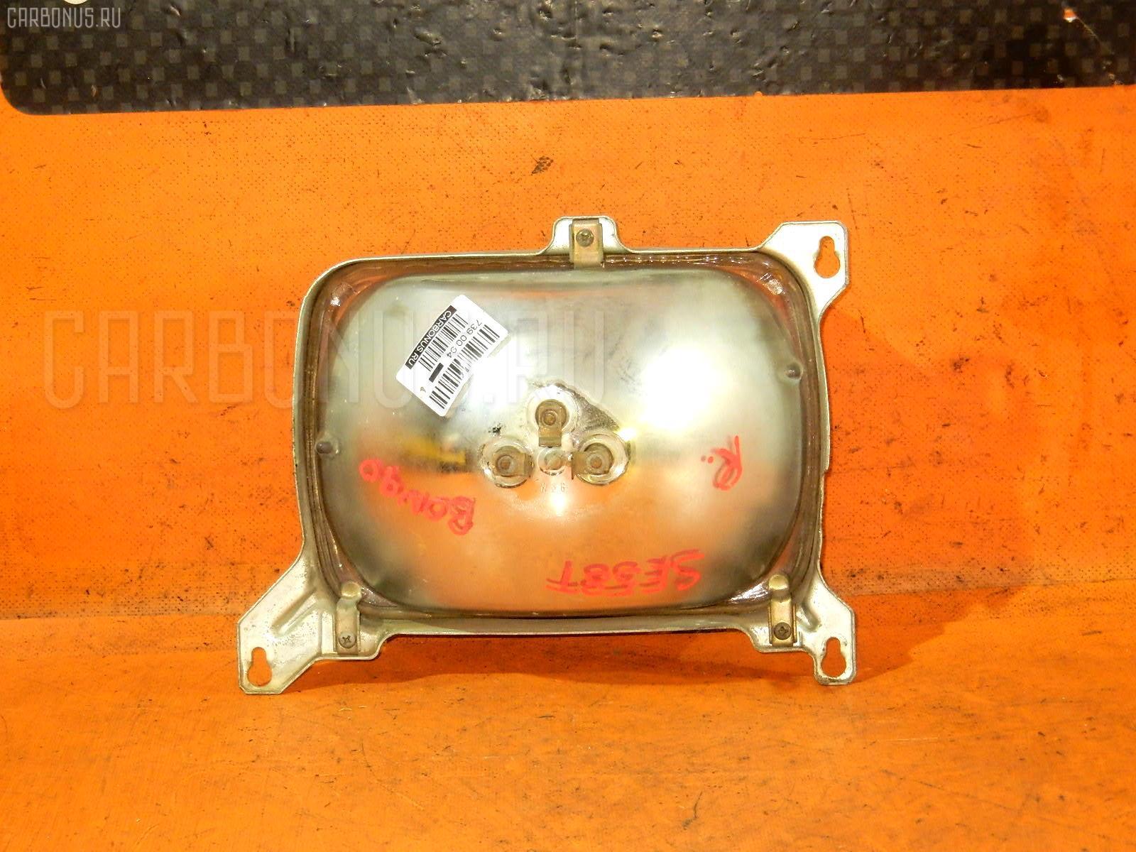 Лампа-фара MAZDA BONGO SE56T Фото 1