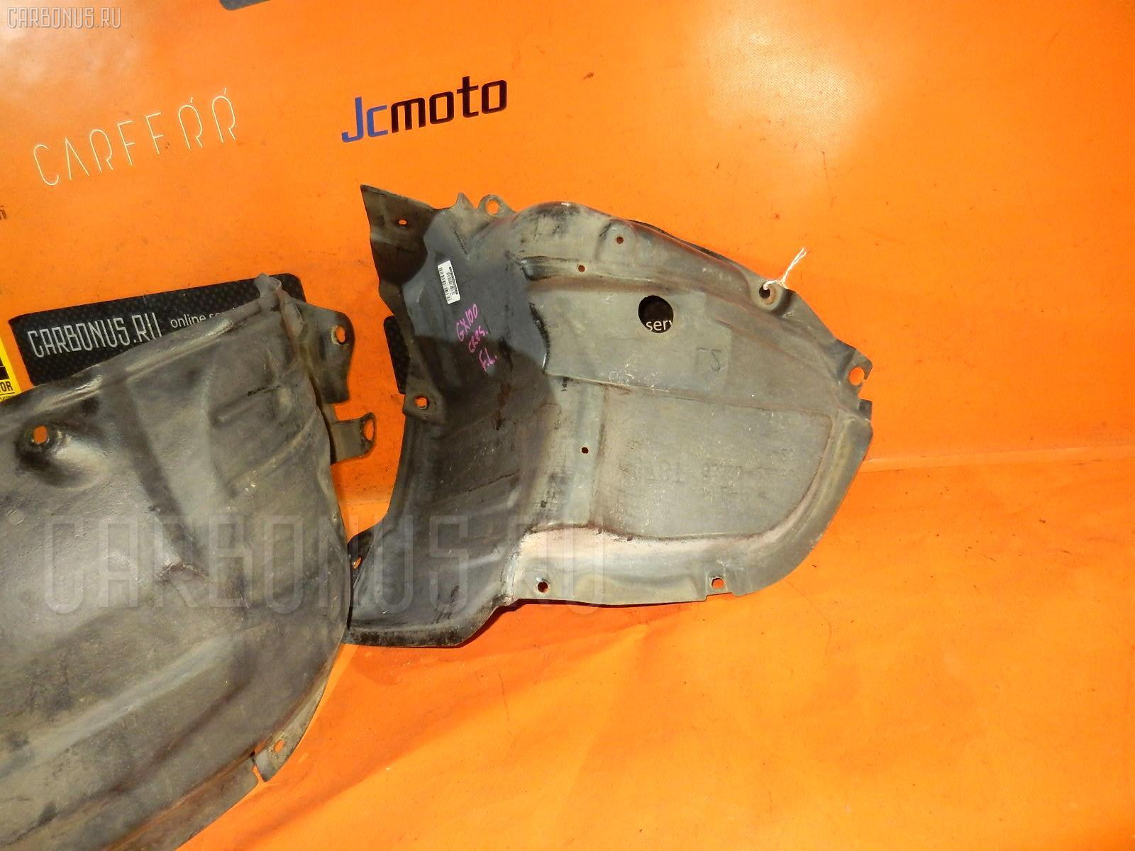 Подкрылок TOYOTA CRESTA GX100 1G-FE Фото 1