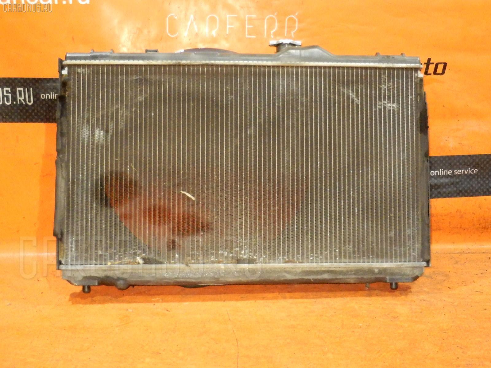 Радиатор ДВС TOYOTA CRESTA GX100 1G-FE Фото 1