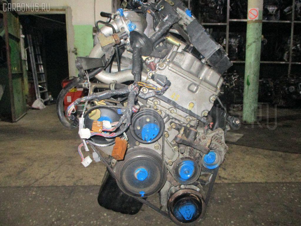 Двигатель NISSAN AD WAGON VFY11 QG15DE Фото 1