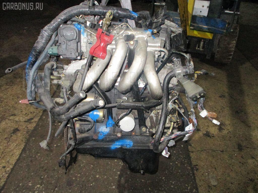 Двигатель NISSAN AD WAGON VFY11 QG15DE Фото 2