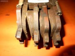 Тормозные колодки TOYOTA WISH ZNE10G 1ZZ-FE Фото 1