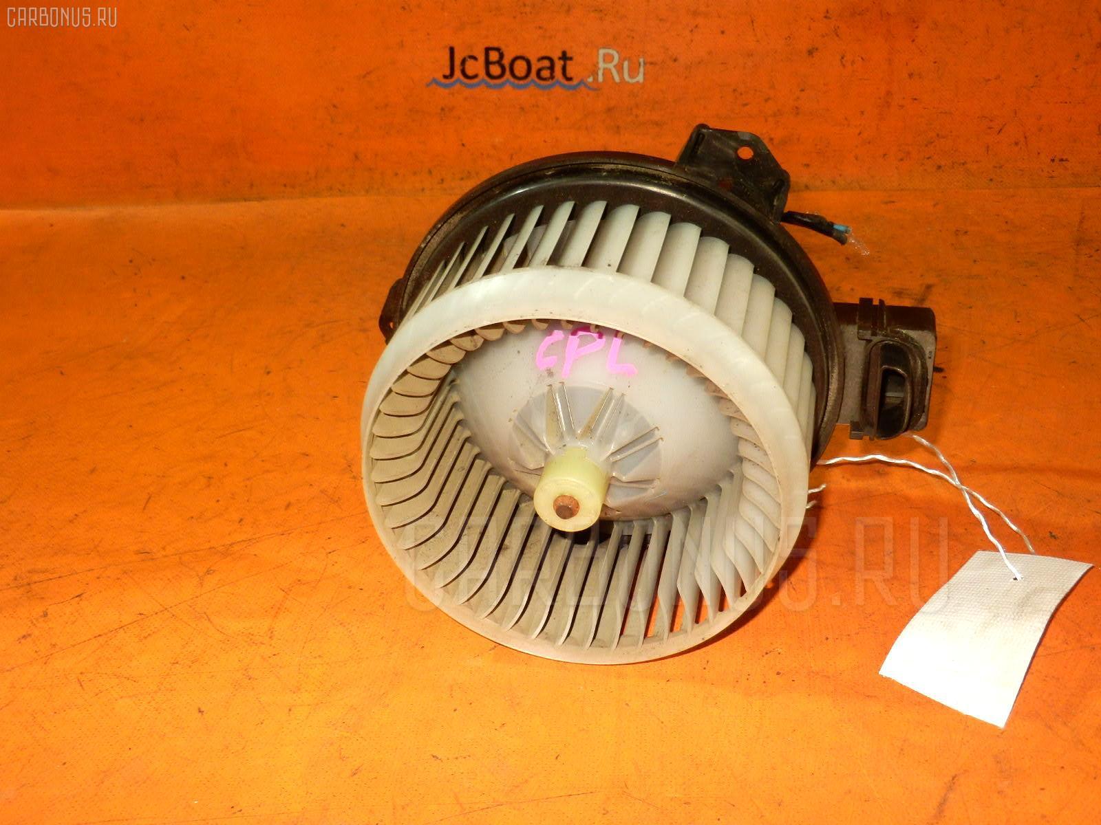 Мотор печки TOYOTA RACTIS SCP100. Фото 10