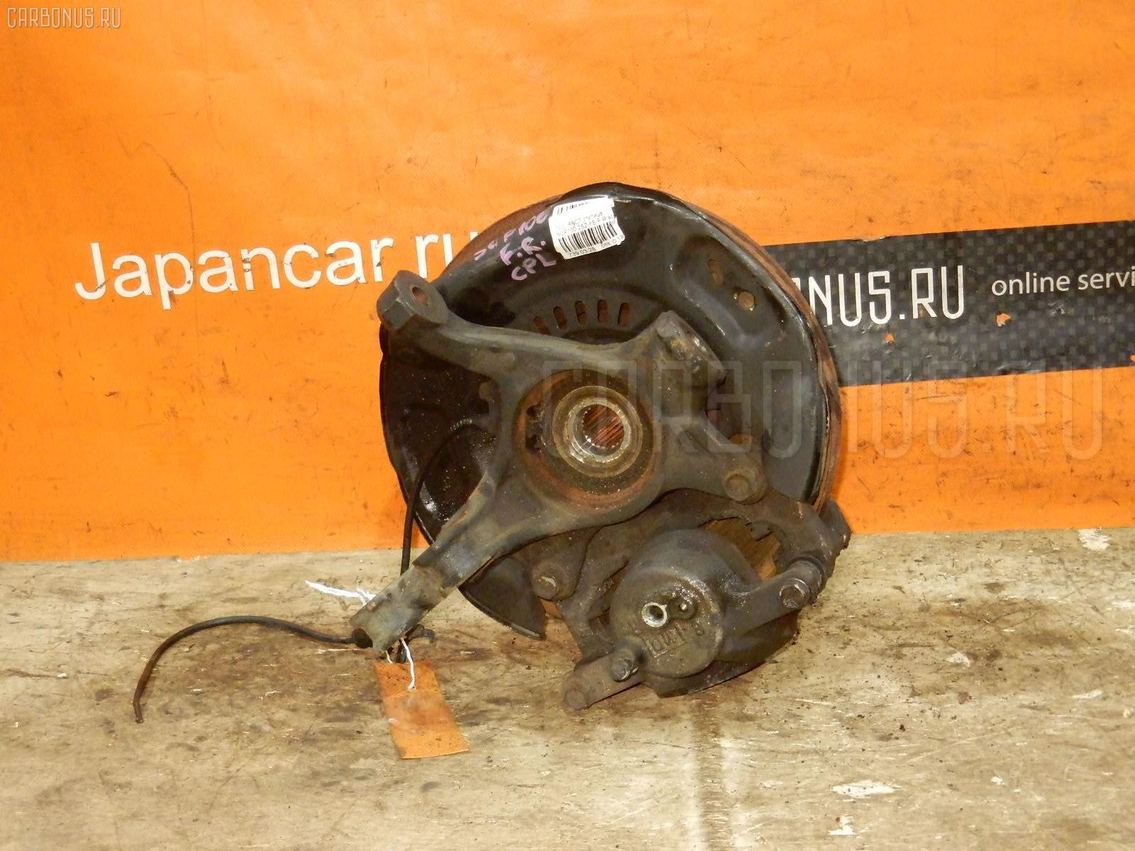 Ступица TOYOTA RACTIS SCP100 2SZ-FE Фото 2