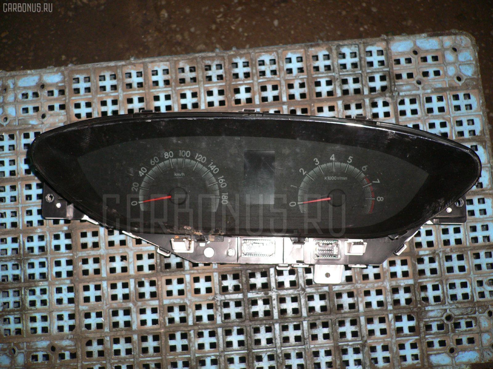 Спидометр TOYOTA RACTIS SCP100 2SZ-FE Фото 1