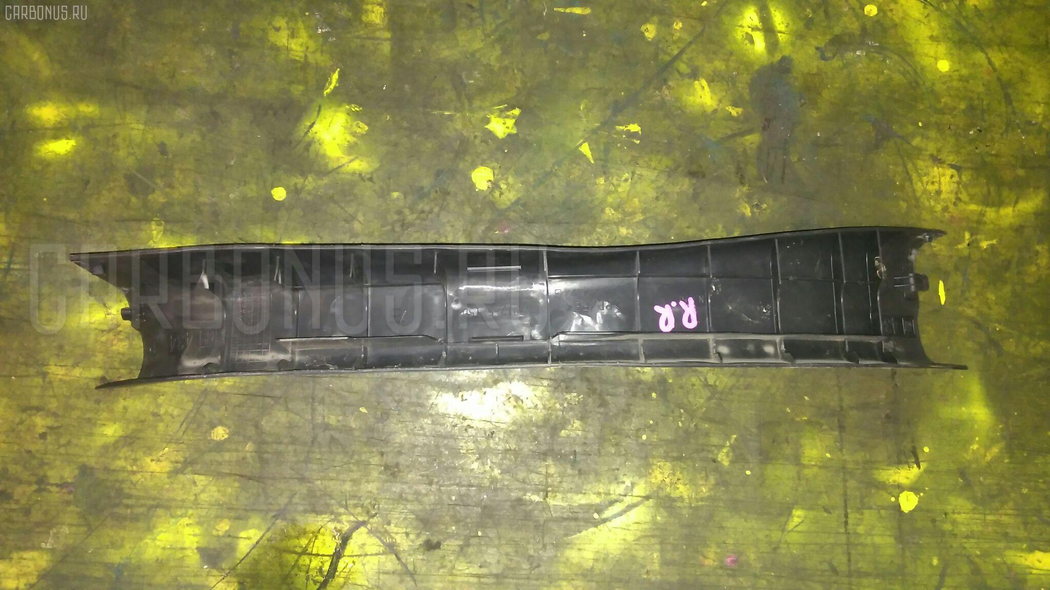 Накладка на порог салона TOYOTA RACTIS SCP100 Фото 1