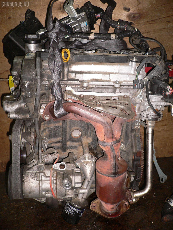 Двигатель TOYOTA RACTIS SCP100 2SZ-FE Фото 9