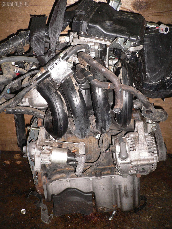 Двигатель TOYOTA RACTIS SCP100 2SZ-FE Фото 6