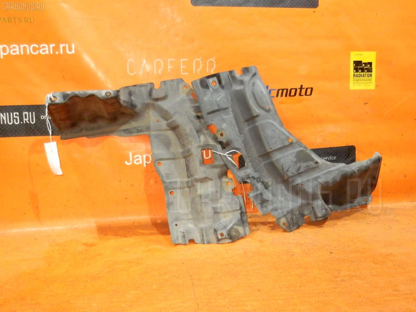 Защита двигателя TOYOTA WILL CYPHA NCP70 2NZ-FE. Фото 2