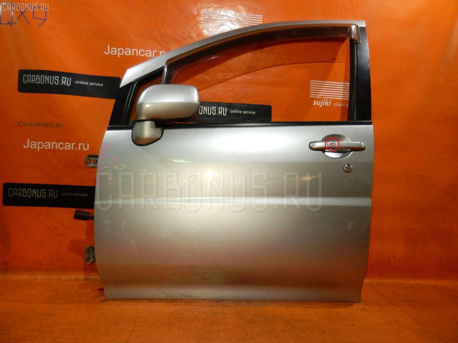 Дверь боковая NISSAN LIBERTY RM12 Фото 2