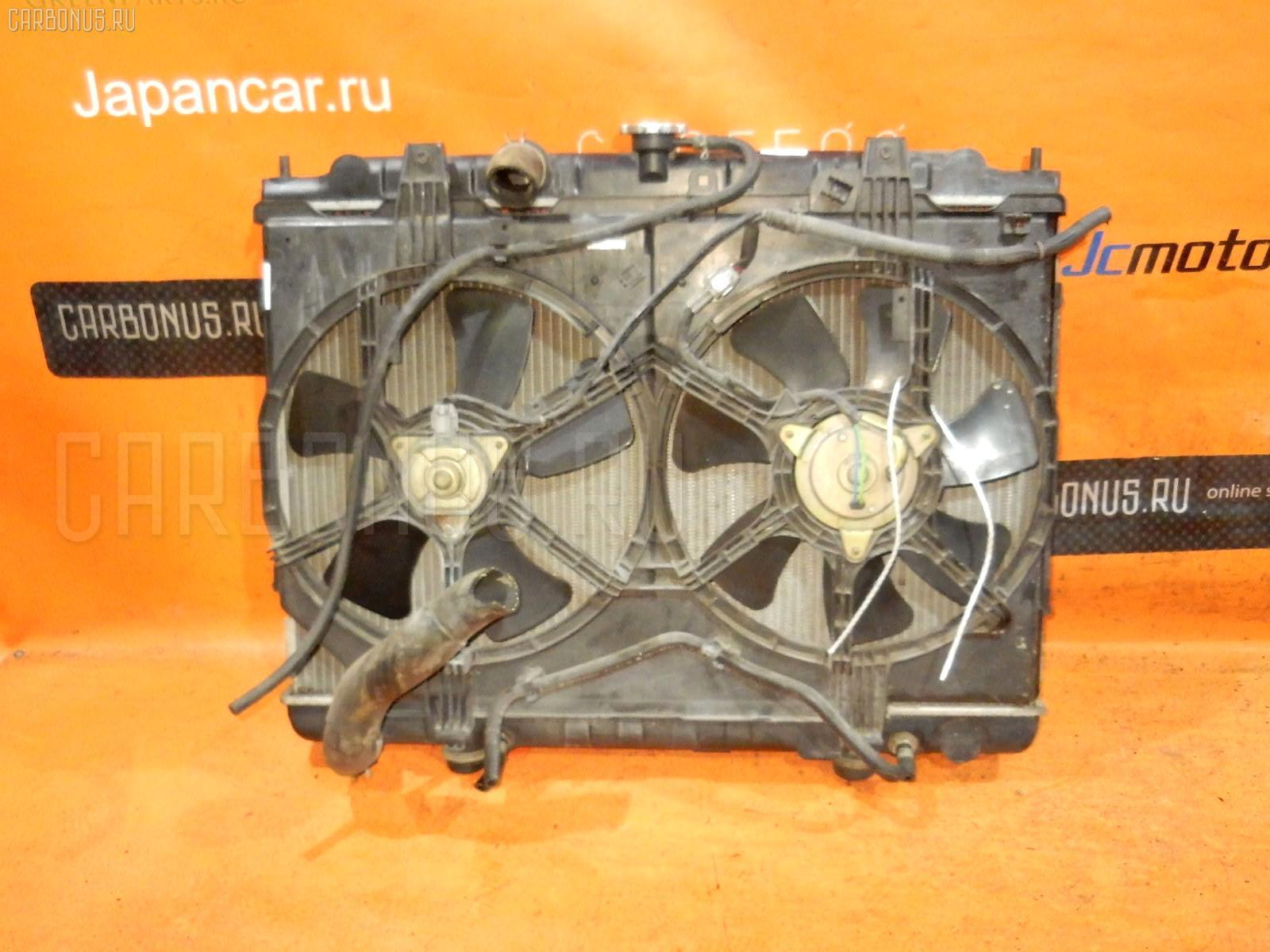 Радиатор ДВС NISSAN LIBERTY RM12 QR20DE Фото 3