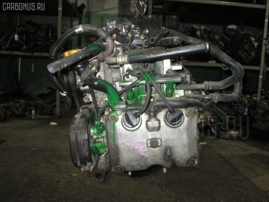 Двигатель SUBARU FORESTER SF5 EJ201 Фото 5