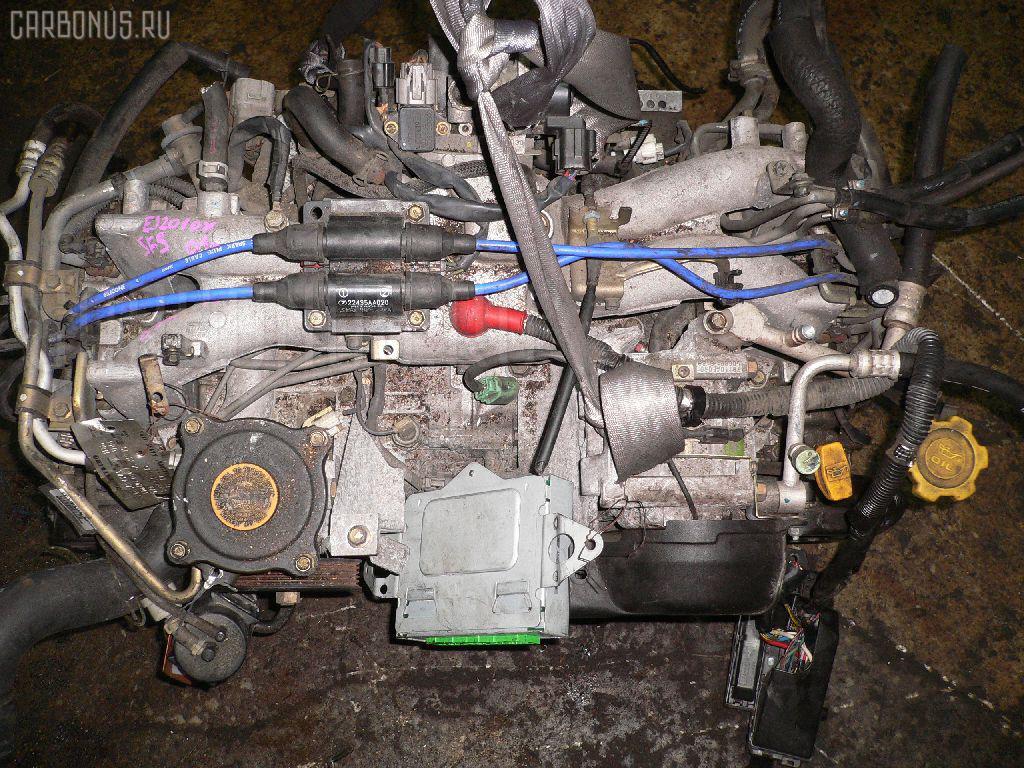 Двигатель SUBARU FORESTER SF5 EJ20 Фото 4